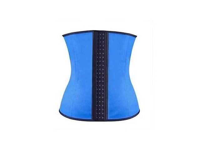 продам Утягивающий корректирующий корсет Sculpting Clothes Ny-04 для похудения S M Синий (bks_02521) бу в Киеве
