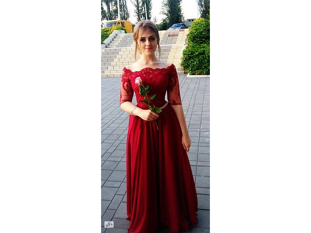 продам Вечернее (выпускное) платье  бу в Виннице