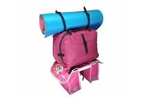 Вело рюкзак V = 54 л. Вело туризм.