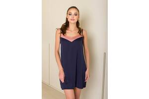 Женская ночная рубашка ARIZZO AZ-349 (синий) S (900000002199)