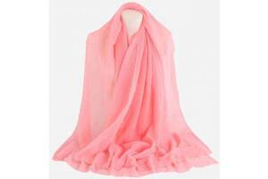 Женская шаль Traum розовый