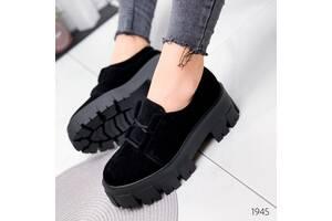 Женске туфли натуральная замша, кожаные туфли 39,40р