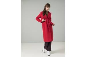 Женское осеннее пальто Season Дороти красного цвета