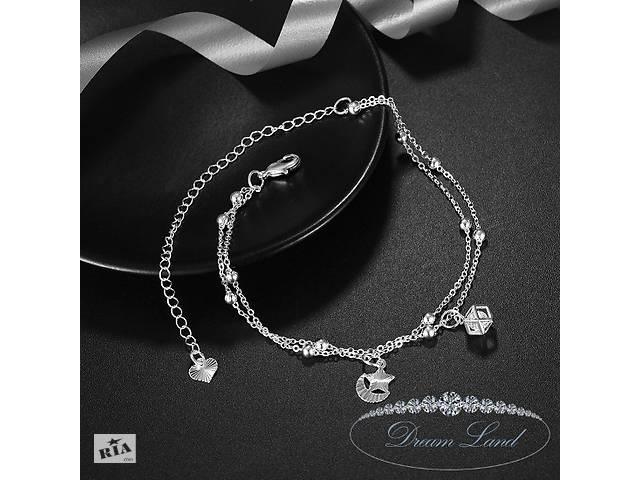 """Женский браслет на ногу """"Лайла""""- объявление о продаже  в Червонограде"""