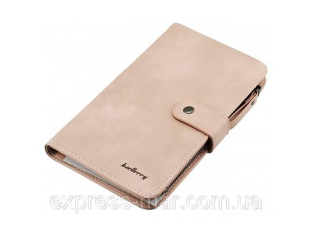 Жіночий гаманець Baellerry JC224. Колір рожевий- объявление о продаже  в Харкові