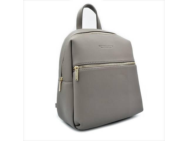 бу Женский рюкзак Weatro Серый (PL931-25-grey) в Одессе