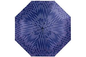 Женский зонт автомат Doppler синий