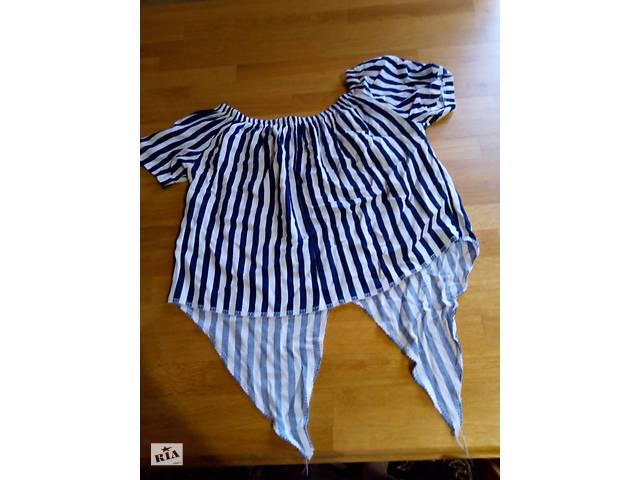 Жіноча блуза в дуже хорошому стані одягалась один раз.- объявление о продаже   в Україні
