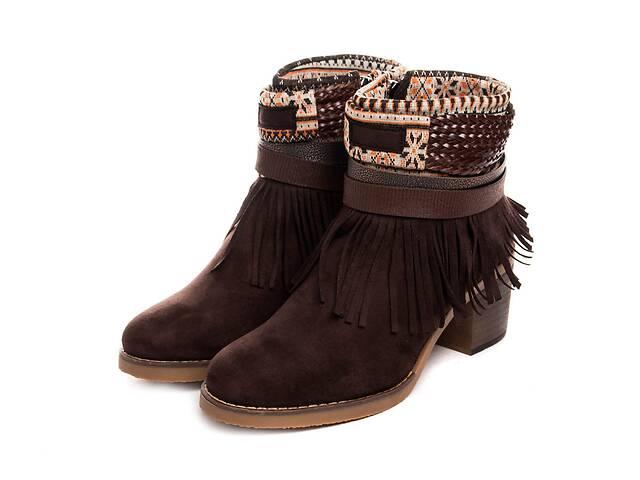 бу Жіночі черевики Kylie Kantri Marron 36 Brown (586908796) в Львове
