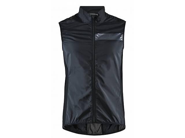 Жилет Craft Essence Light Wind Vest Men(1908814-999000)XL- объявление о продаже  в Полтаві