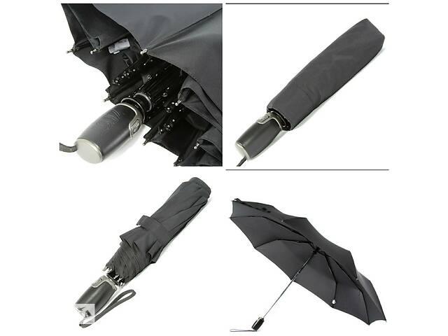 бу Зонт чоловічий повний автомат ручка шкіра ZEST в Харкові