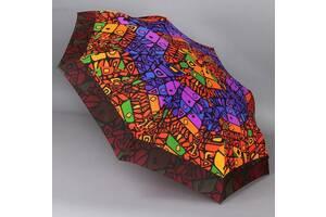 Зонт женский Airton Витражи складной механический