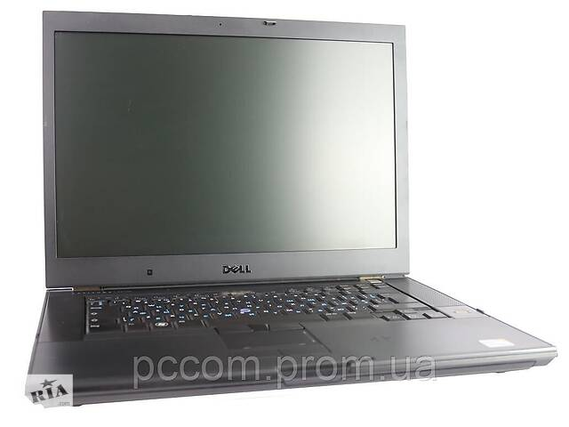 "бу 15.4""  Ноутбук Dell Latitude E6500  Core 2 Duo T9600 3GB RAM 160GB HDD в Киеве"