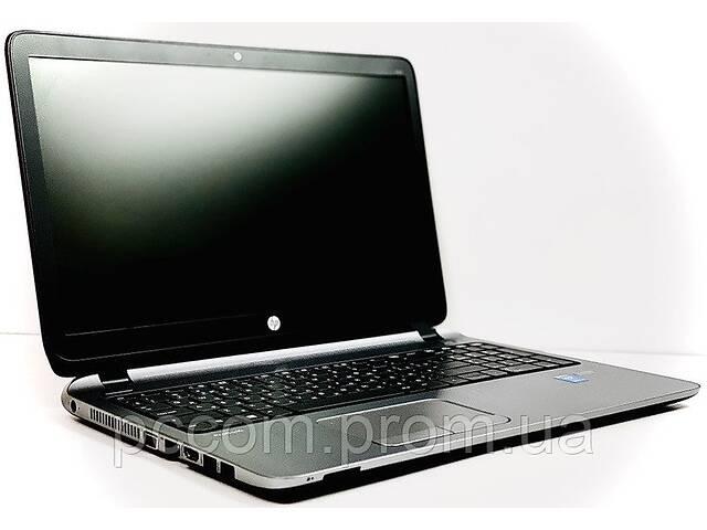 "бу 15.6"" БУ Ноутбук HP ProBook 450 G2 Core I5 5200U 8GB RAM 480GB SSD в Киеве"