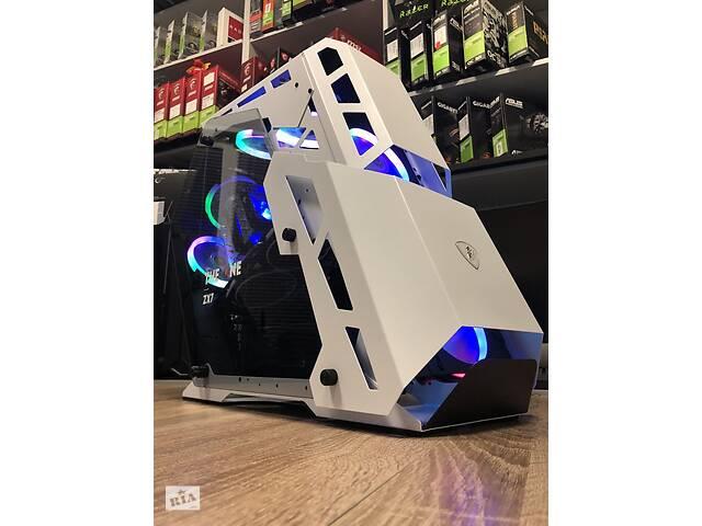 Игровой ПК 1stPlayer ZX7 White +7 FAN LED / Intel Core i5-10400F (6 (12) ядер по 2.9 - 4.3 GHz) / 16 GB DDR4 / 500 GB...- объявление о продаже  в Киеве