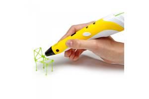 3D ручка горячая ручка Smart 3D Pen 2 Yellow