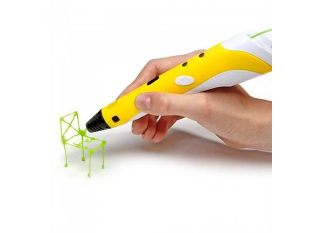 бу 3D ручка горячая ручка Smart 3D Pen 2 Yellow в Харькове