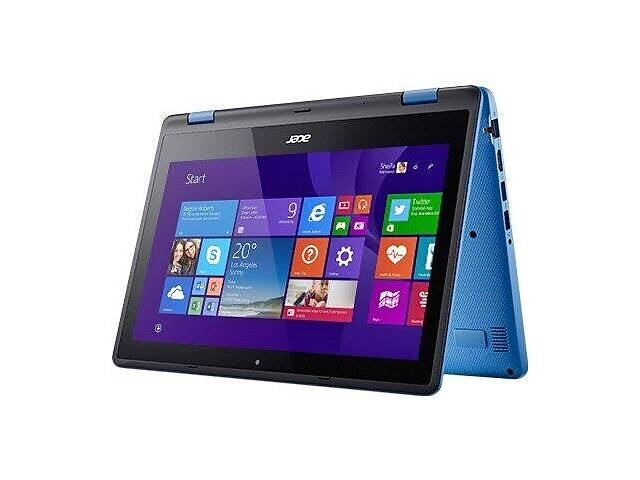 "Ноутбук-трансформер Аcer Aspire (R3-131T-P62V) / 11.6"" (1366х768) Touch IPS LED / Intel Pentium N3710 (4 ядра по 1.6...- объявление о продаже  в Киеве"
