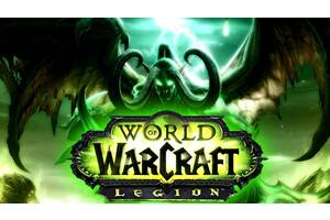Аккаунт uWOW Legion x100. WOW. World of Warcraft