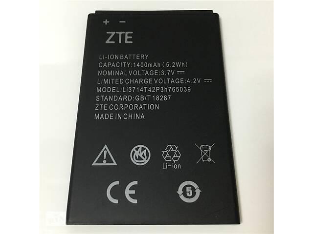Аккумулятор для для телефона ZTE Li3714T42P3h765039 1400mAh- объявление о продаже  в Харькове