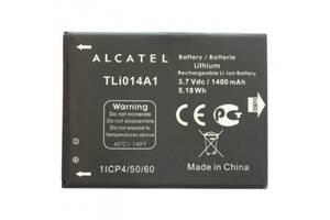 Аккумулятор к телефону Alcatel TLi014A1 1400mAh