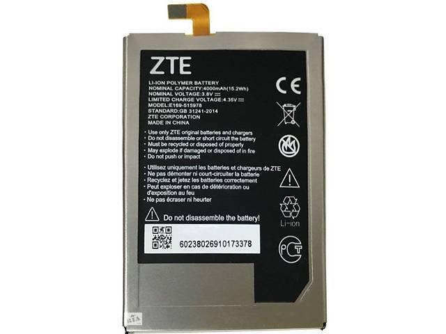 купить бу Аккумулятор к телефону ZTE E169-515978 | 515978 4000mAh в Харькове