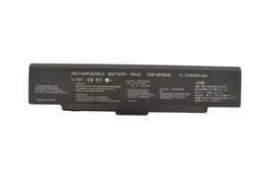 Аккумуляторная батарея для ноутбука Sony VGP-BPS9B VAIO VGN-NR260E 11.1V Black 5200mAhr