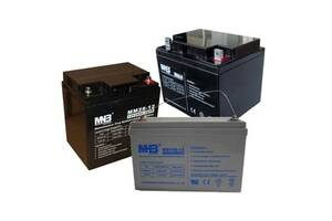 Аккумуляторы для ИБП МНВ MМ65-12