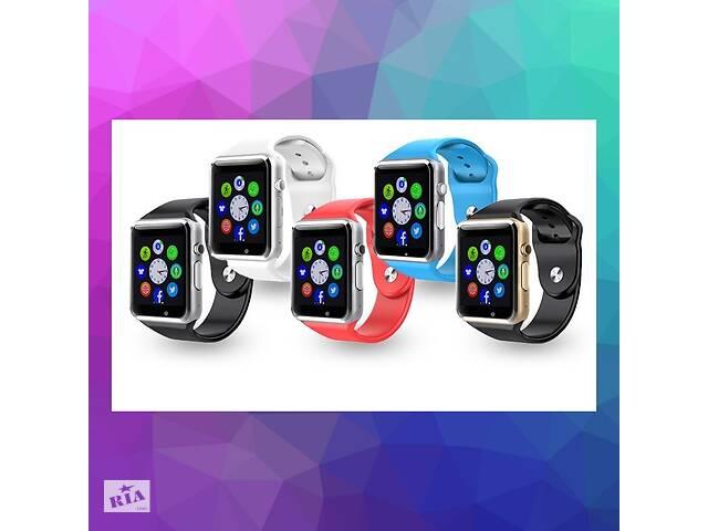 Акция Smart Watch E07. A1 GT08 Умные часы