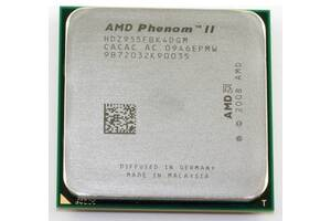 AMD Phenom II X4 955 3. 2 ГГц Black Edition (HDZ955FBK4DGM) Б ​​/ У