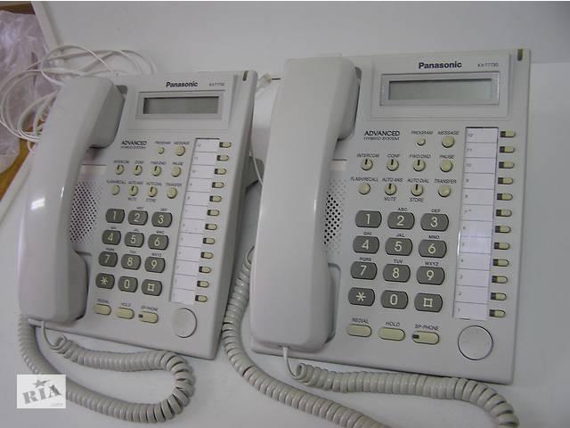 Аналоговий системний телефон Panasonic -KX-T7730- объявление о продаже  в Києві