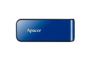 APACER AH334 32GB Blue (Код товара:11541)