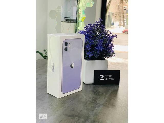 Apple iPhone 11 64gb Purple новый