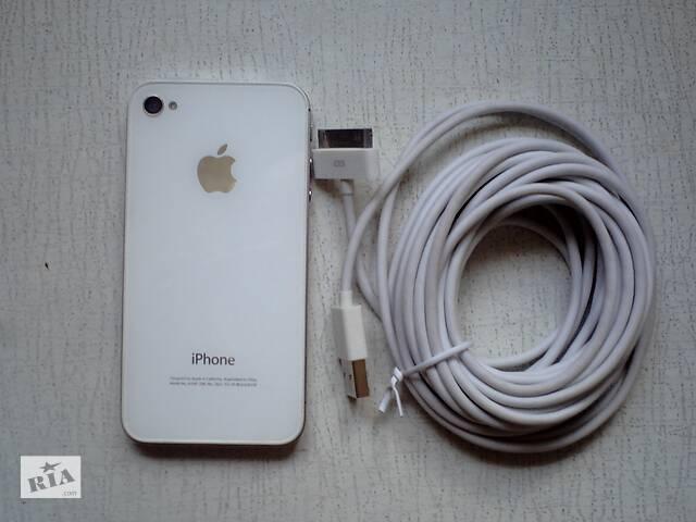 бу Apple iPhone 4S в Сєверодонецьку