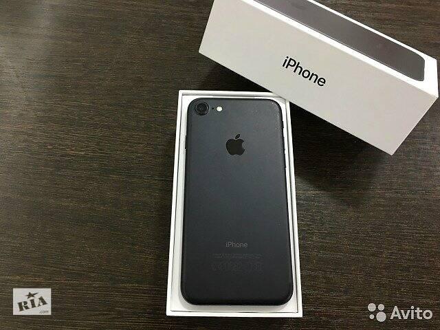 продам Apple iPhone 7 (128 gb) оригинал (Black, Red, Silver, Gold)  бу в Киеве