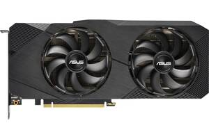 Asus PCI-Ex GeForce RTX 2080 Super Dual EVO V2 OC Edition 8GB GDDR6 (256bit) (1860/15500) (1 x HDMI, 3 x DisplayPort)...