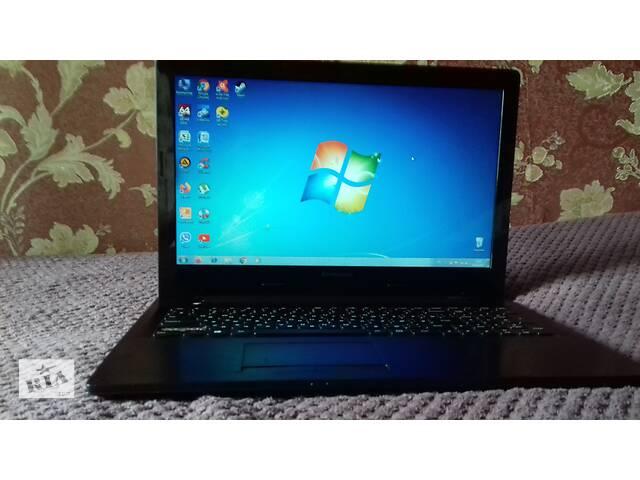 Б/у ноутбук lenovo g500 для работы и учёбы