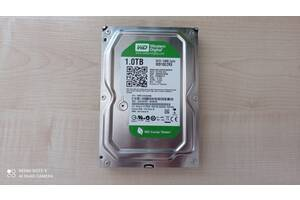 "Б/В 134 Жорсткий диск Western Digital Green WD10EZRX 1000GB 5400rpm 64MB 3.5"" SATAIII"