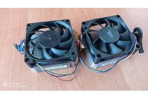 Б/У Кулер система охлаждения для процессора CPU sAM2/AM3 4pin