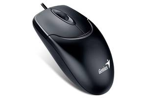 Б/У Мышь Genius NetScroll 120 USB Black
