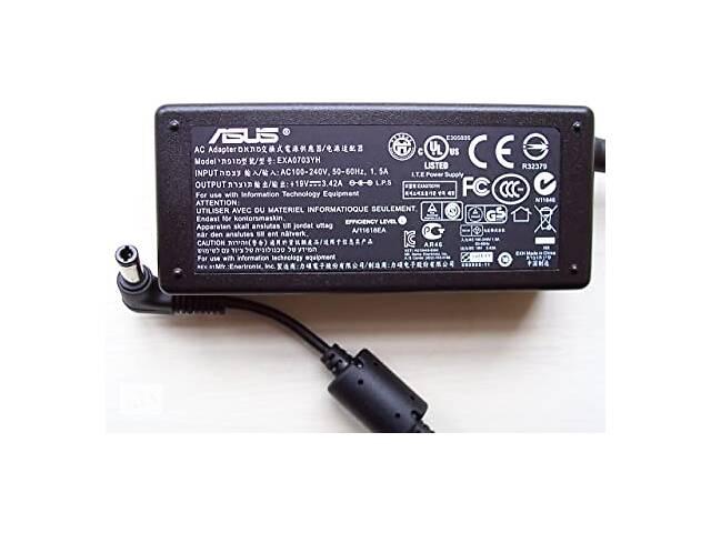 Б/У Зарядное устройство для ноутбука Asus EXA0703YH 19V 65W 3.42A- объявление о продаже  в Торчине