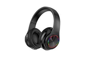 Бездротові складні навушники зі світлодіодним RGB-підсвічуванням