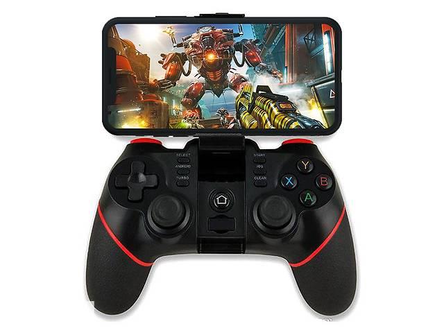 бу Беспроводный игровой геймпад джойстик Terios T-6 Bluetooth  для телефона в Одессе