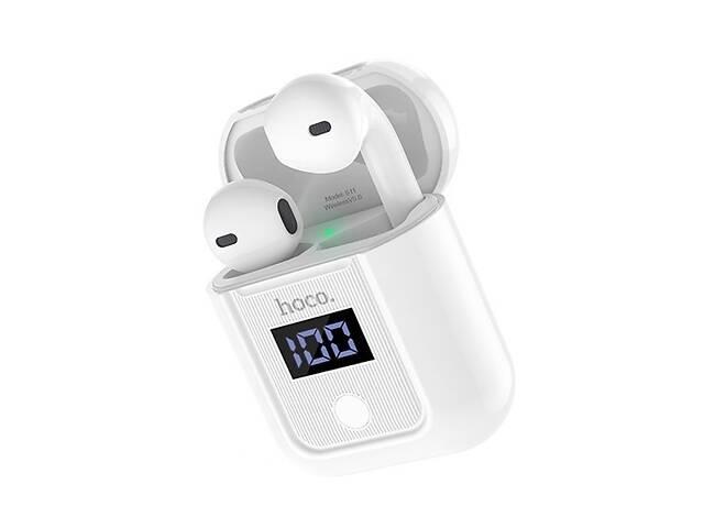 продам Бездротові навушники HOCO S11 Melody Wireless Headset AirPods White бу в Самборе