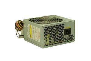 Блок питания GreatWall ATX-400PN, тихий кулер 12см, PFC, (4+4)CPU