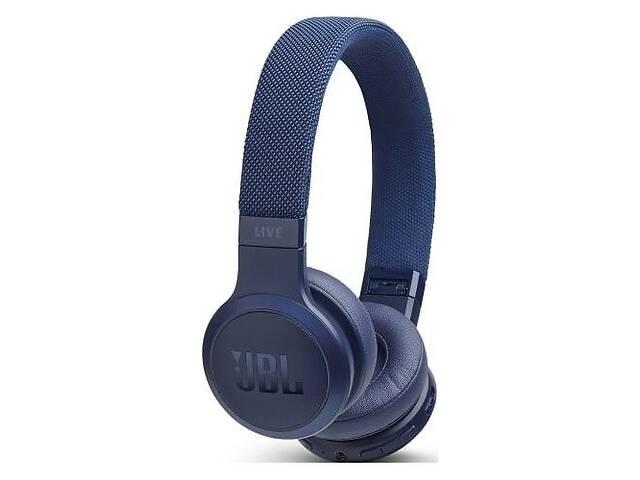 Bluetooth-гарнитура JBL Live 400BT Blue (JBLLIVE400BTBLU) (Код товара:17278)- объявление о продаже  в Харькове