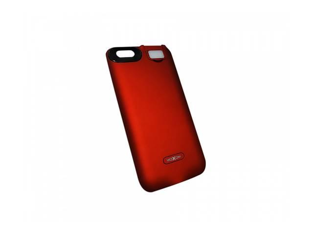 продам Чехол-аккумулятор Moxom для iPhone 6/6s 3000 мА/ч с дополнительной встроенной вспышкой Красный бу в Харькове