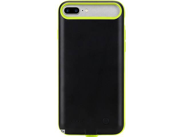 Чехол-аккумулятор Rock P9 power case 2000m Apple iPhone 7 Plus Green Rck(K)F_68861- объявление о продаже  в Киеве