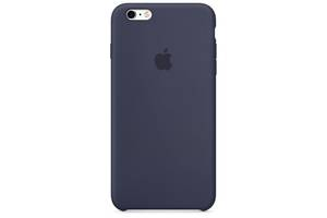 Чехол Apple Silicone Case для iPhone 6/6s Midnight Blue