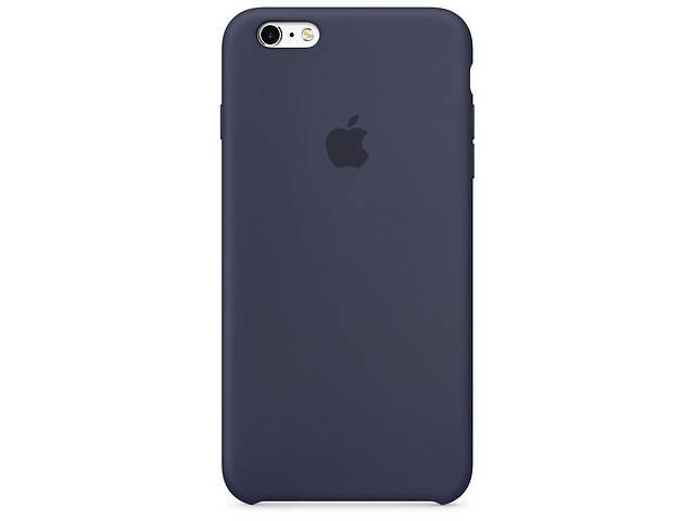 продам Чохол Apple Silicone Case для iPhone 6/6s Midnight Blue бу в Харкові
